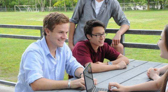 Approche technologique du Collège Saint-Bernard