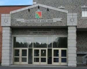 Cafétéria - Collège Saint-Bernard
