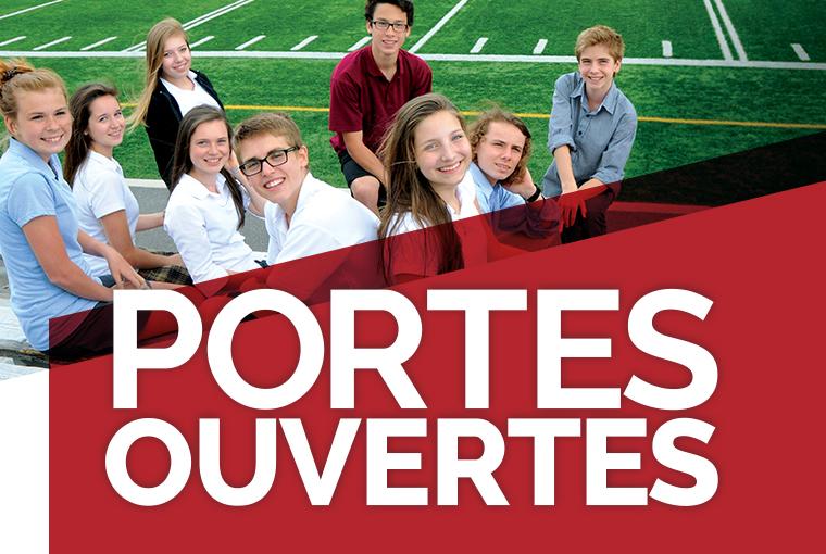 Portes ouvertes Collège Saint-Bernard