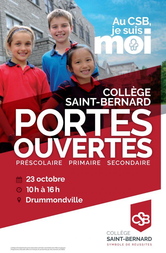 Portes ouvertes - Collège Saint-Bernard