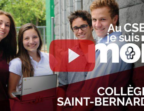 Vidéo promotionnelle Collège Saint-Bernard
