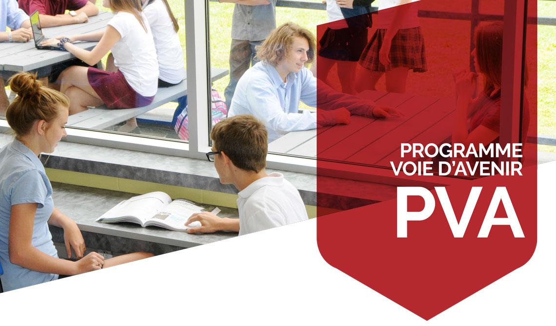 Programme de PVA Collège Saint-Bernard