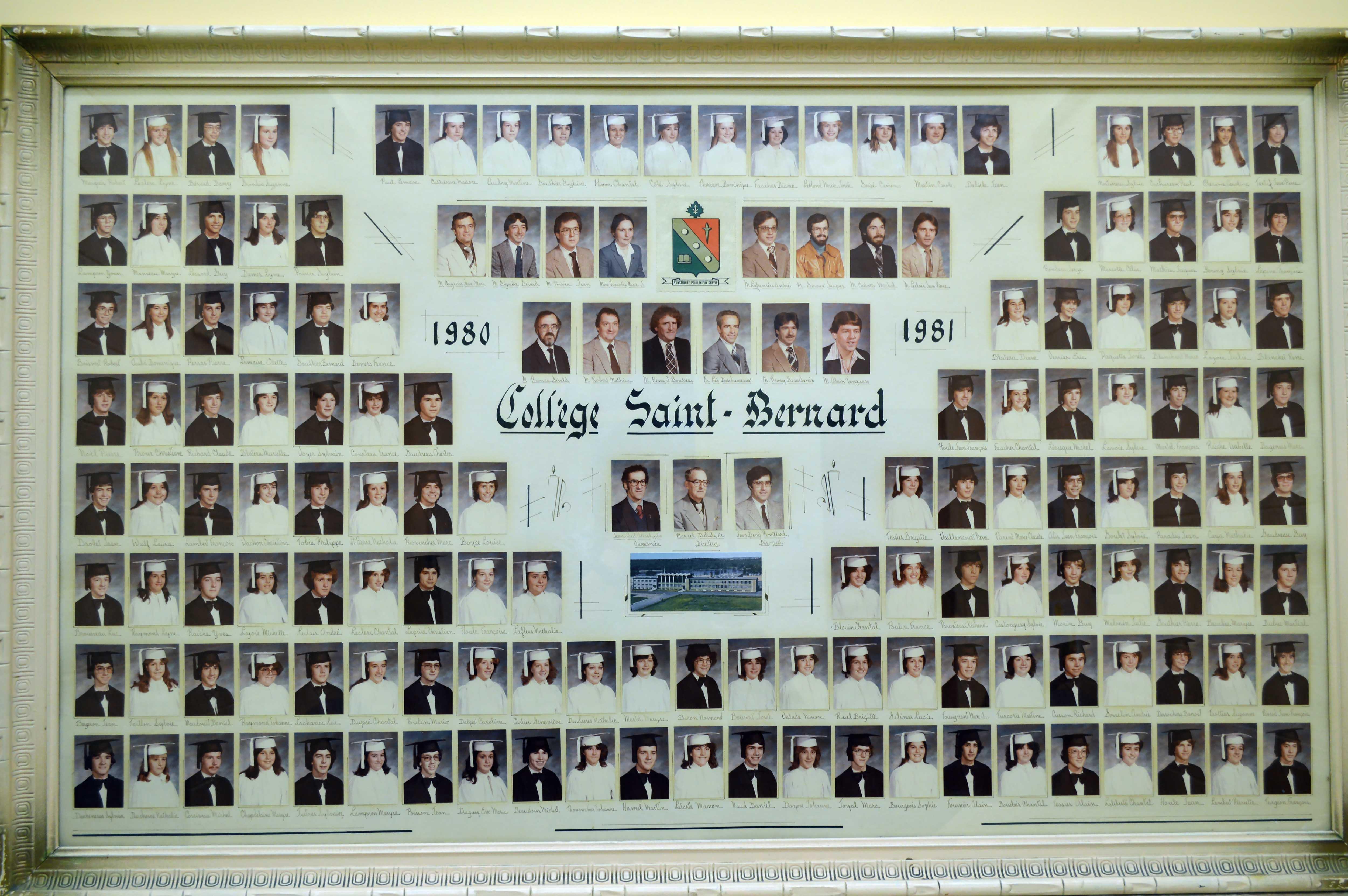 College-Saint-Bernard_Graduations-1980-81