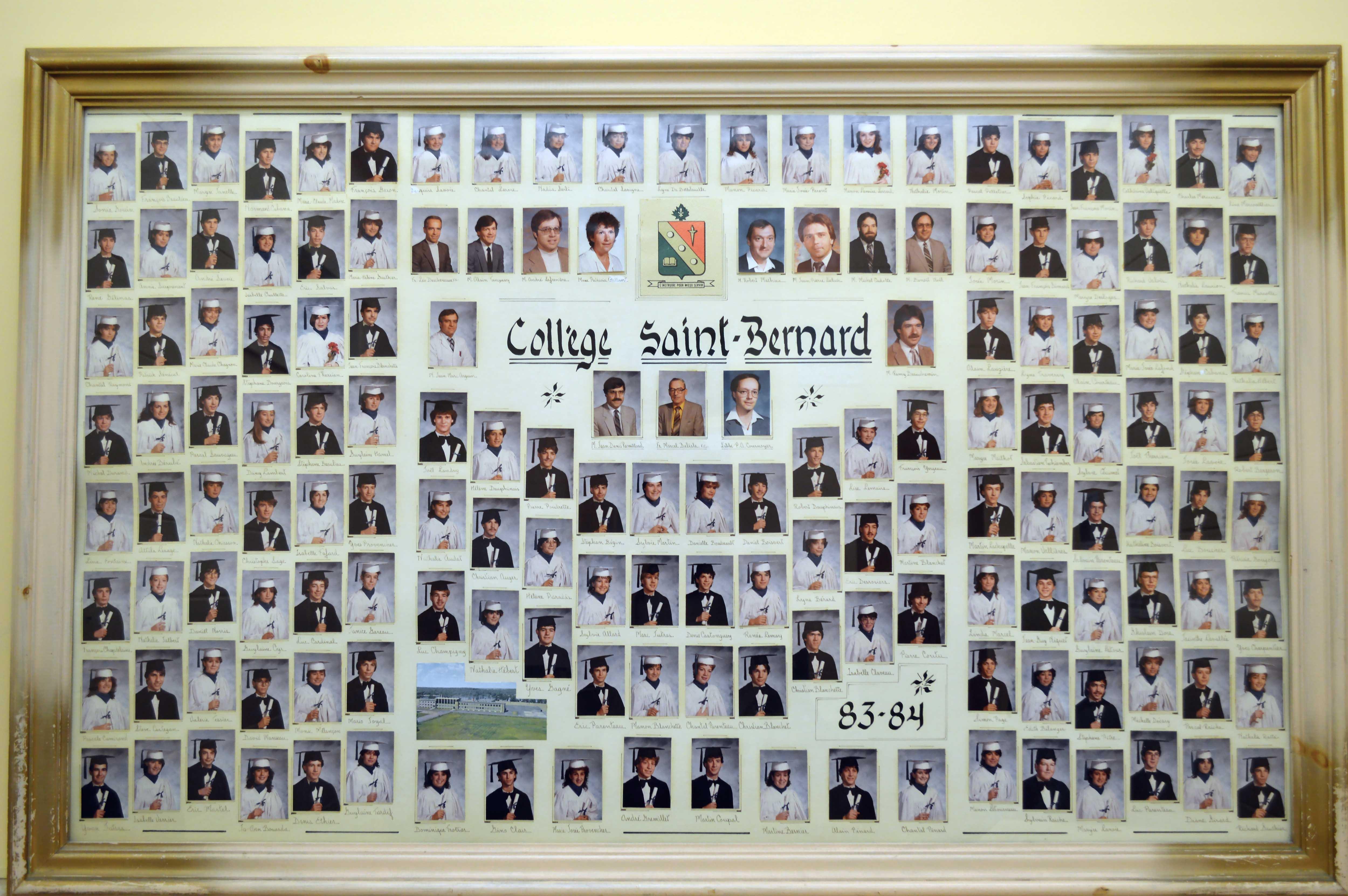 College-Saint-Bernard_Graduations-1983-84