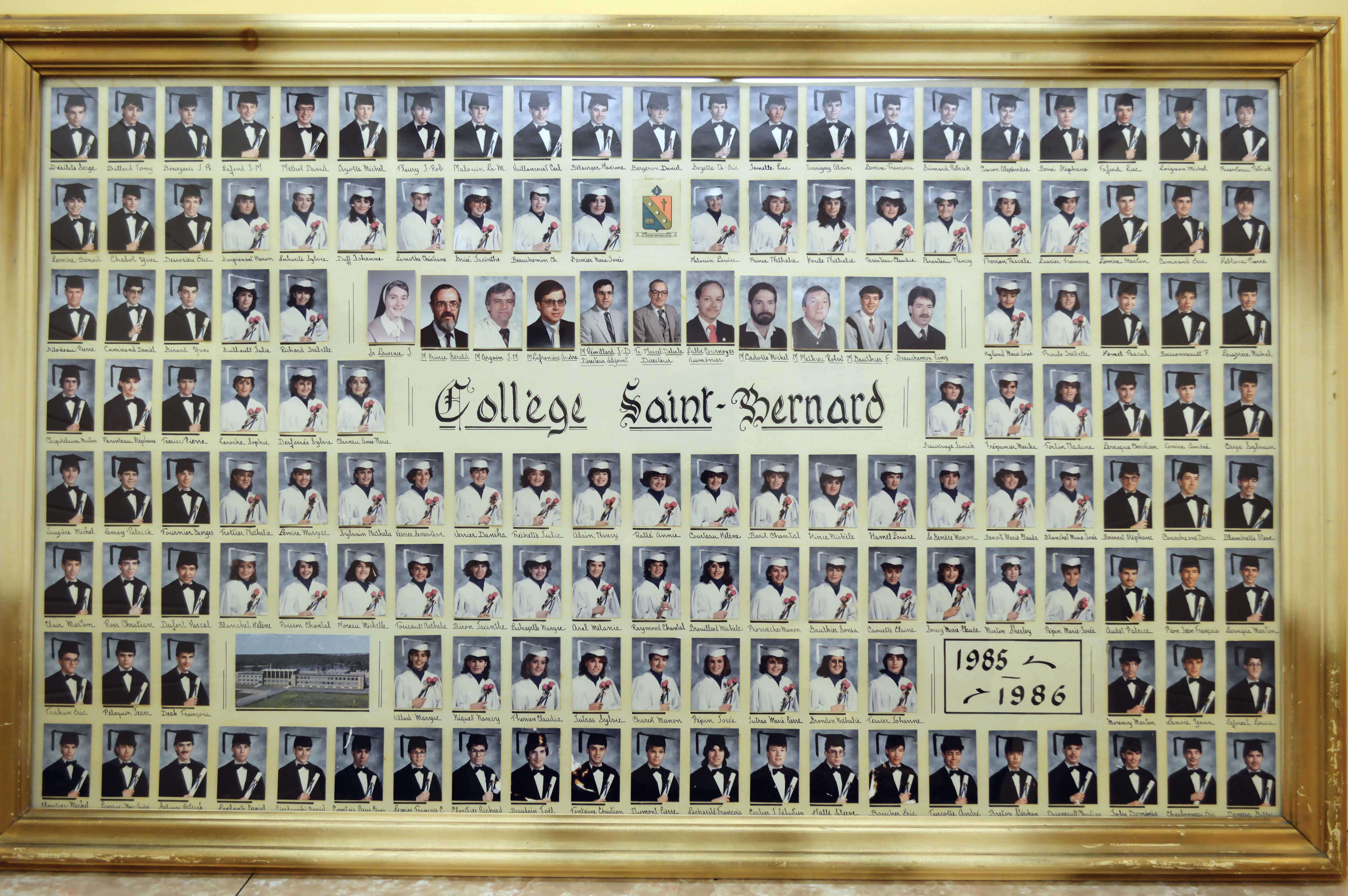 College-Saint-Bernard_Graduations-1985-86