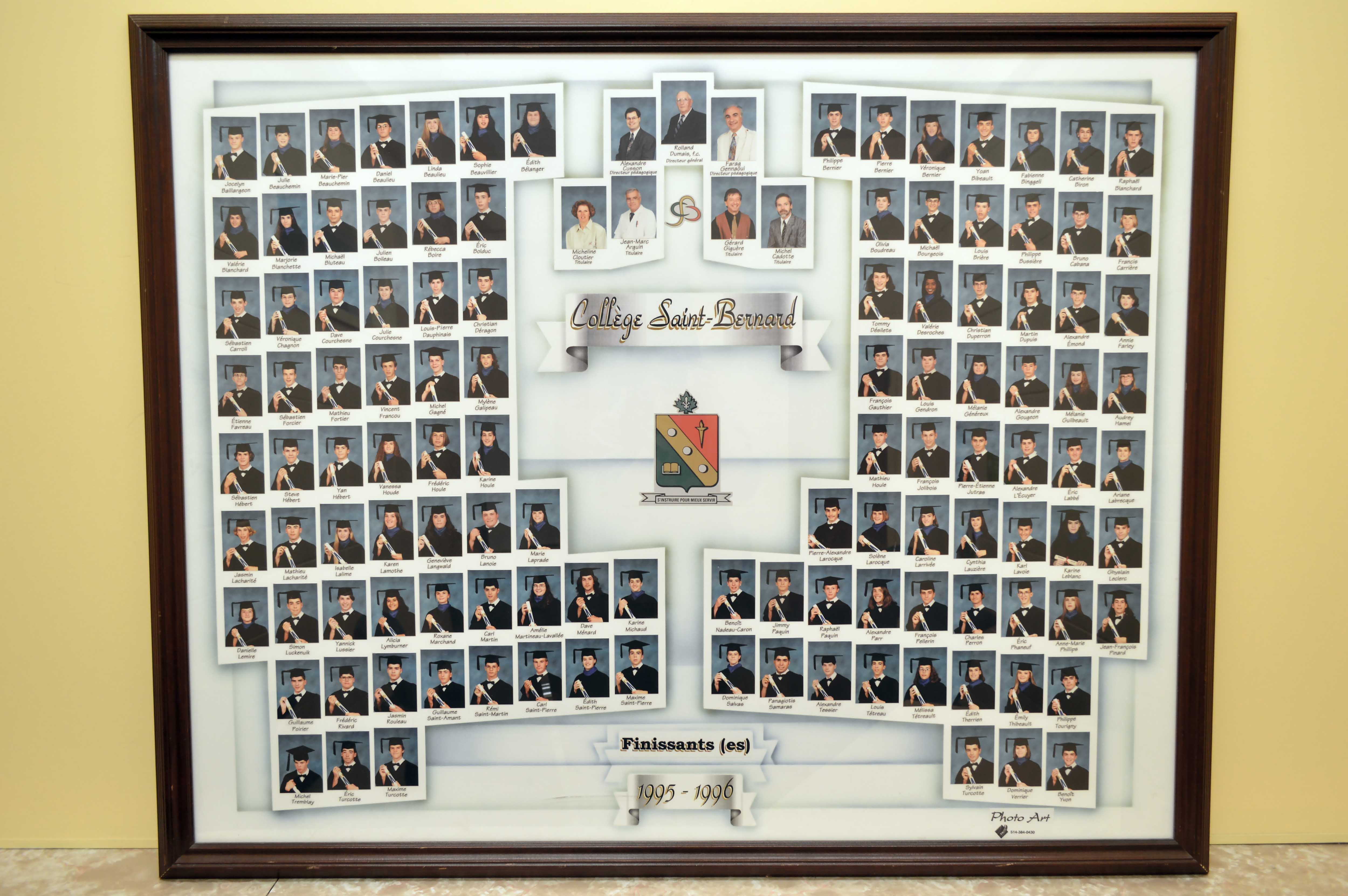 College-Saint-Bernard_Graduations-1995-96