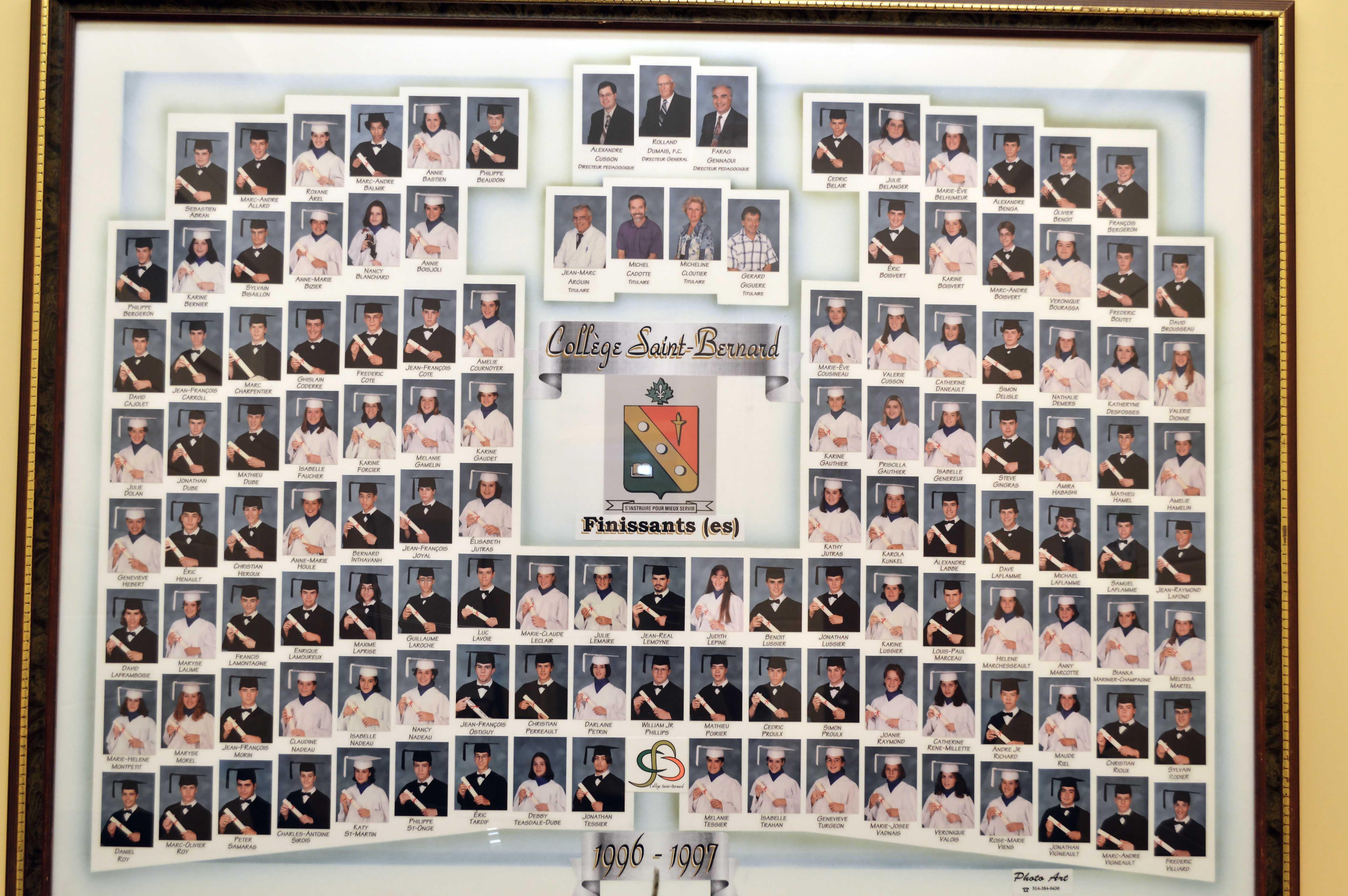 College-Saint-Bernard_Graduations-1996-97