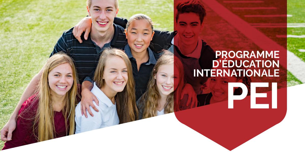 Programme PEI collège Saint-Bernard