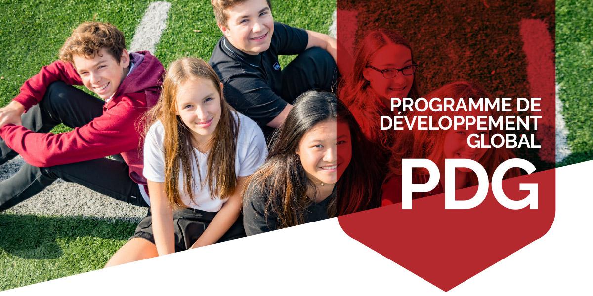 Programme PDG Collège Saint-Bernard
