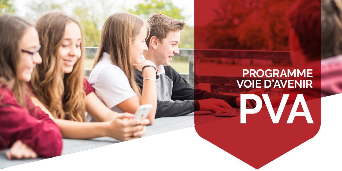 Programme PVA Collège Saint-Bernard