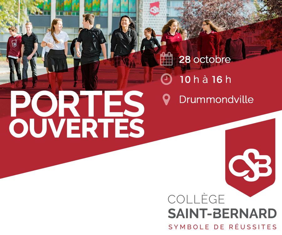 CSB - Portes ouvertes octobre 2018