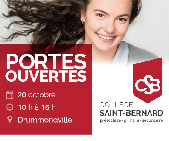 Collège Saint-Bernard - Portes Ouvertes 2019